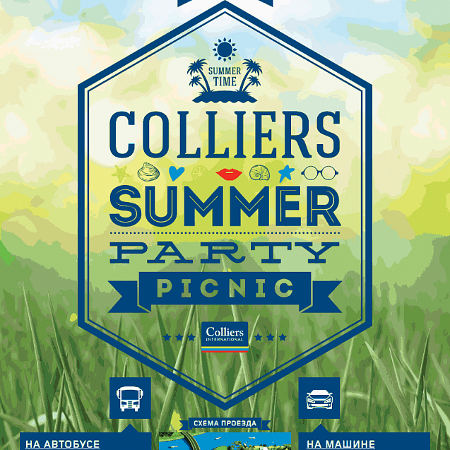 Colliers International  COLLIERS SUMMER PARTY PICNIC